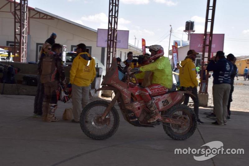#29 Himoinsa Racing Team: Daniel Oliveras Carreras