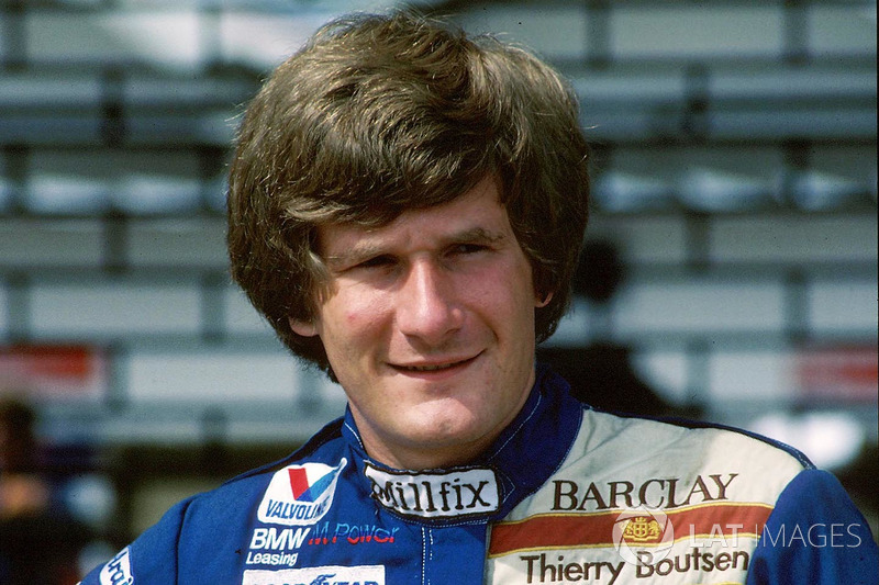 Thierry Boutsen (ganador de las 24 Horas de Daytona de 1985)