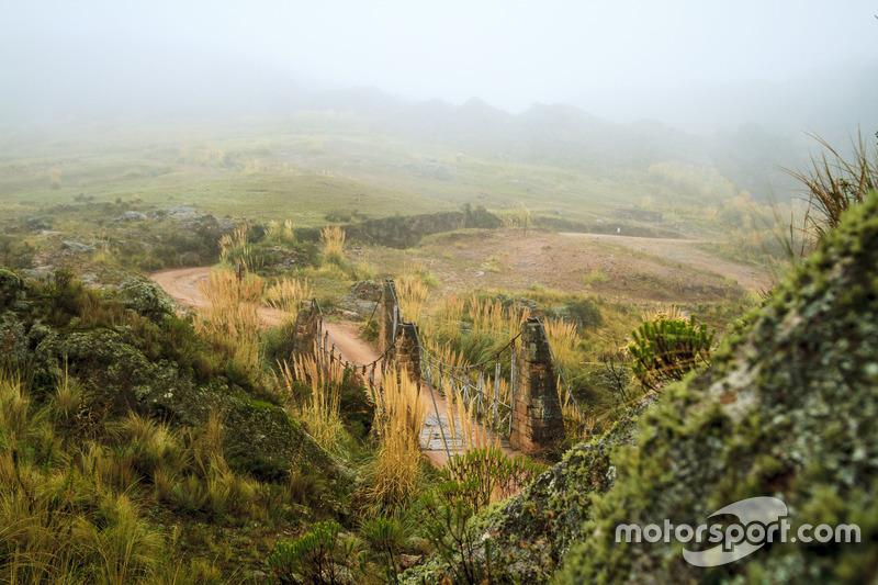 Aspectos del Rally Argentina