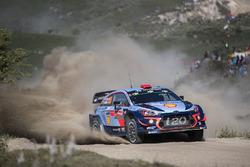 Dani Sordo, Carlos Del Barrio, Hyundai New i20 WRC, Hyundai Motorsport