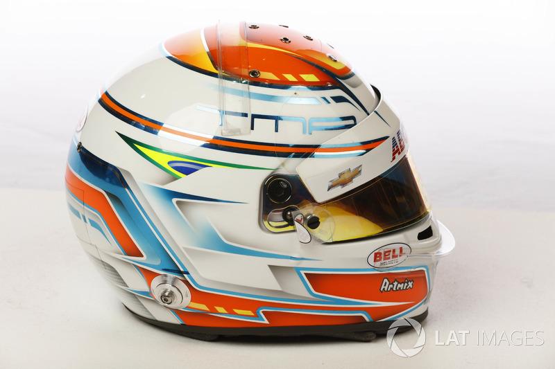 #4: Matheus Leist, A.J. Foyt Racing, Chevrolet