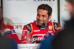 #1 Tamim AL-Majd Team Toyota Hilux Overdrive: Nasser Al-Attiyah