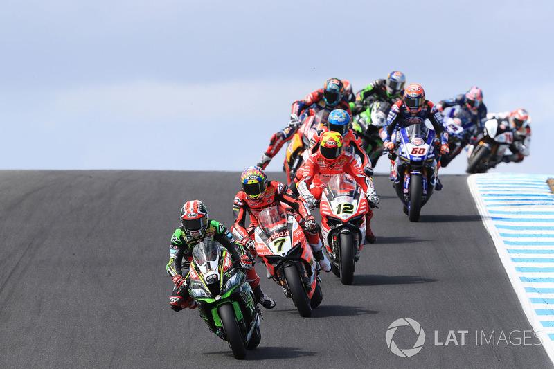 6. Jonathan Rea, Kawasaki Racing