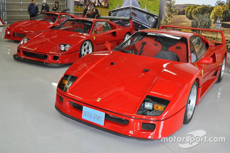 Ferrari F40 и F40Competizione