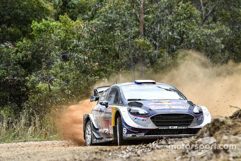 Себастьєн Ож'є, Жюльєн Інграссія, Ford Fiesta WRC, M-Sport