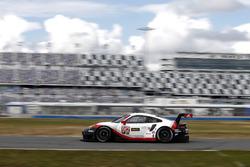 #912 Porsche Team North America Porsche 911 RSR: Patrick Pilet, Laurens Vanthoor