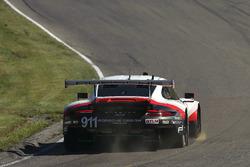 #911 Porsche Team North America Porsche 911 RSR, GTLM: Patrick Pilet, Nick Tandy