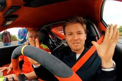 Nico Rosberg, Porsche'lere bakıyor