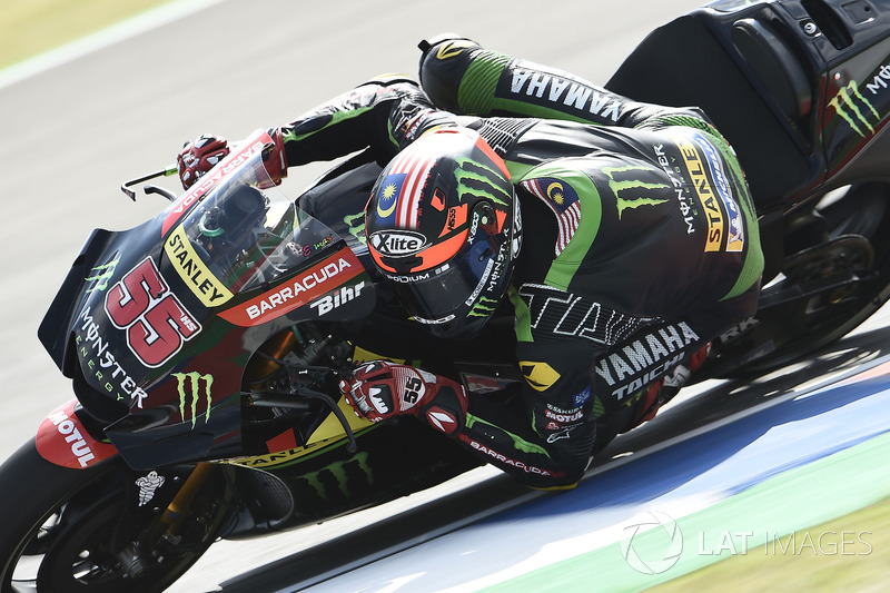 13. Хафіж Шахрін, Monster Yamaha Tech 3 - 9 очок