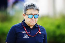 Masashi Yamamoto, Genel Müdür, Honda Motorsport