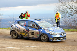 Philippe Broussoux, Didier Rappo, Renault Clio RS Racing Team Nyonnais
