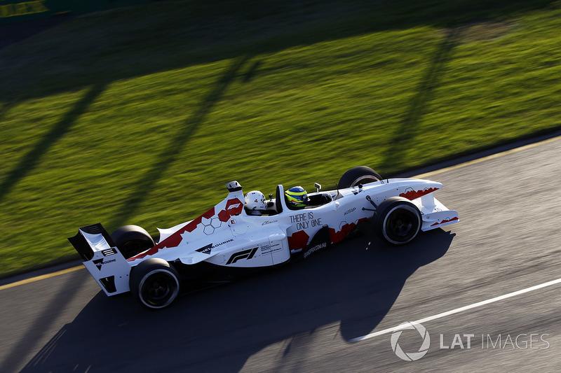 Жолт Баумгартнер, пилот F1 Experiences 2-Seater