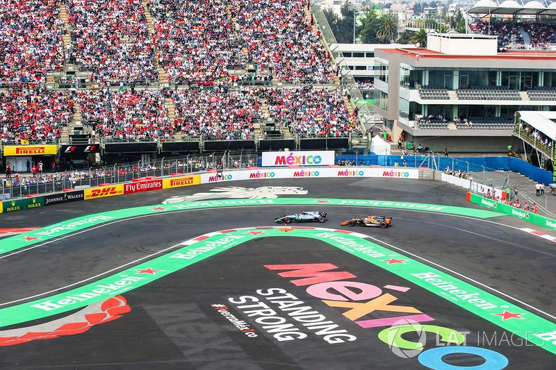 Protagonista, magnífica remontada y una de sus mejores carreras del año en México