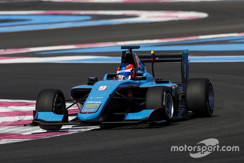 2018 - GP3 Series