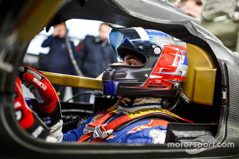 Матевос Исаакян, SMP Racing Dallara BR1 LMP1