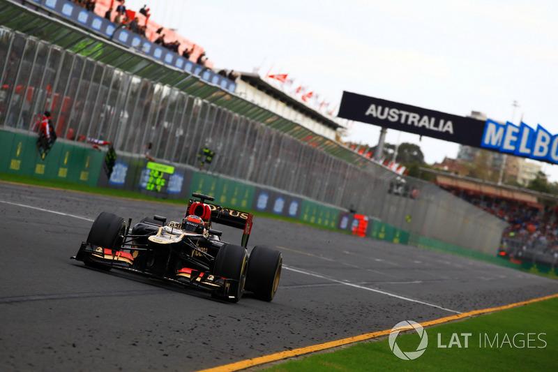 2º Kimi Raikkonen - 27 corridas - De Bahrein 2012 até Hungria 2013- Lotus F1 Team