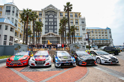 Line up delle vetture