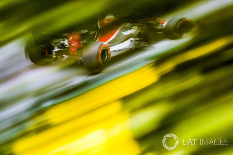16 місце — Фернандо Алонсо, McLaren — 16