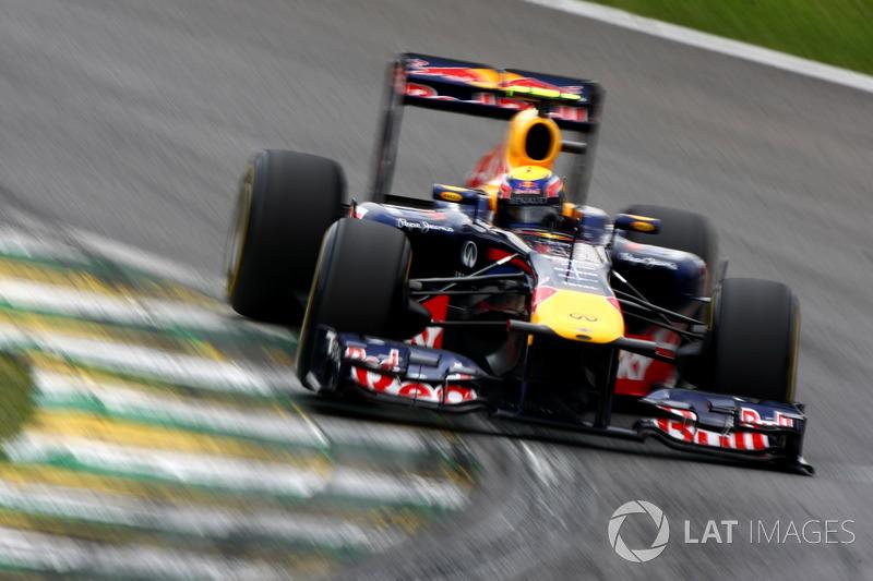 2011: Mark Webber, Red Bull-Renault RB7