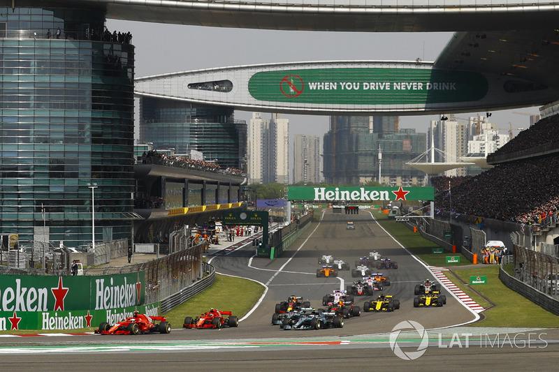 3. GP Tiongkok (12-14 April)