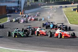Gianluca Petecof, Prema Theodore Racing e il resto del gruppo