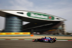 Brendon Hartley, Toro Rosso STR13 Honda