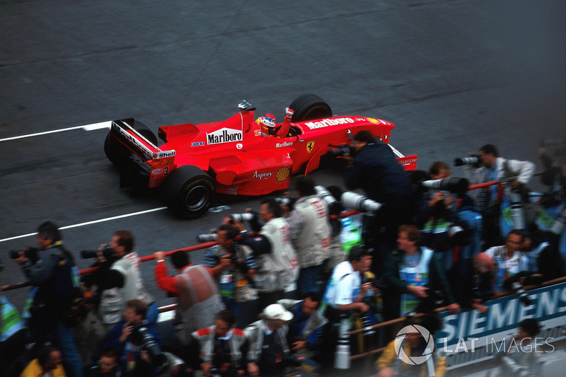 #28 GP d'Argentine 1998