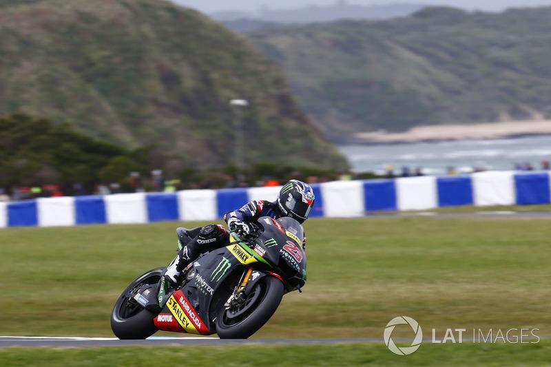 21. Broc Parkes, , Monster Yamaha Tech 3