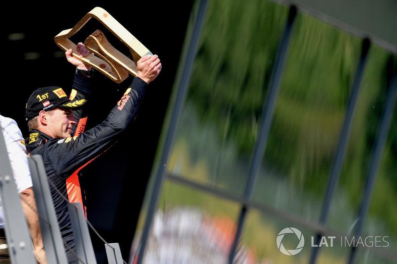 15. 2018, Grand Prix van Oostenrijk (eerste)
