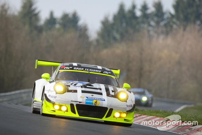 #911 Manthey Racing, Porsche 911 GT3 R