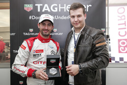 José María López, Citroën World Touring Car Team with  Martin Demko, Tag Heuer