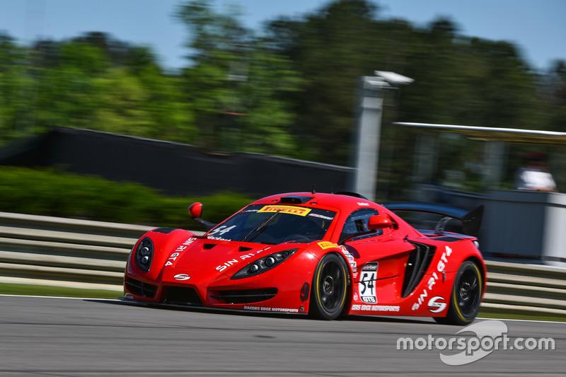 #54 Racers Edge Motorsports, SIN R1 GT4: Scott Heckert