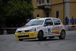 Mirco Straffi, DPD Group, Renault Clio N3