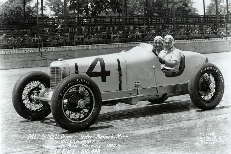 1930: Billy Arnold