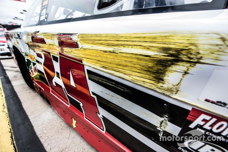 Kampfspuren: Chase Elliott, Hendrick Motorsports Chevrolet