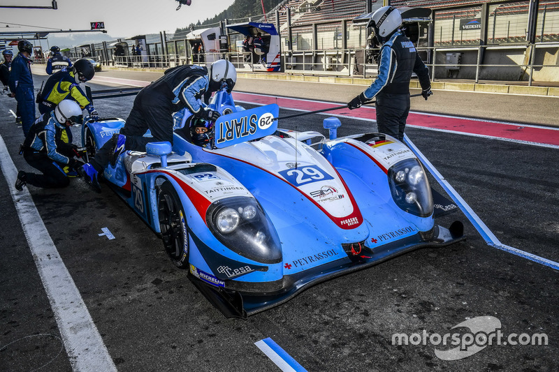 #29 Pegasus Racing, Morgan - Nissan: Inès Taittinger, Remy Striebig, Leo Roussel
