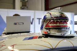 Helm von Alex Zanardi, Roal Motorsport