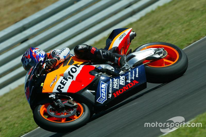 Nicky Hayden - 218 balapan
