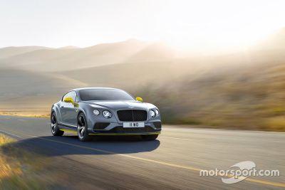 Bentley Continental GT Speed presentatie