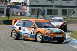 Marcus Gronholm, Ford Fiesta ST ERC