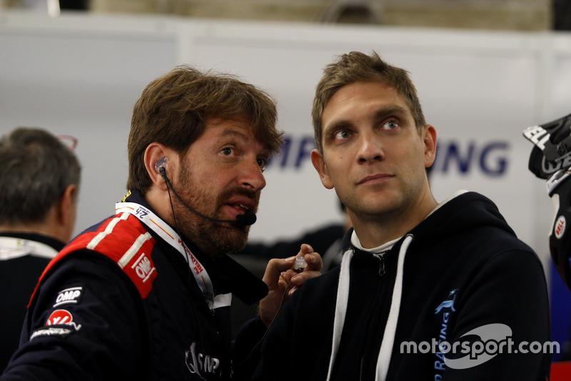 #37 SMP Racing BR01 Nissan: Віталій Петров