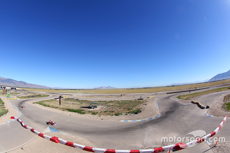 Overview of Utah Motorsports Campus