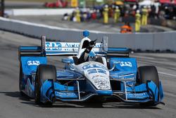 Sieger Simon Pagenaud, Team Penske, Chevrolet