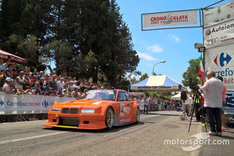Carmine Tancredi, BMW Cosworth
