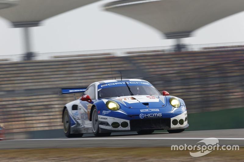4. LMGTE-Am: #78 KCMG, Porsche 911 RSR