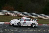 Walter Röhrl, Horst von Saurma, Chris Harris, Porsche AG, Porsche GT3 RS