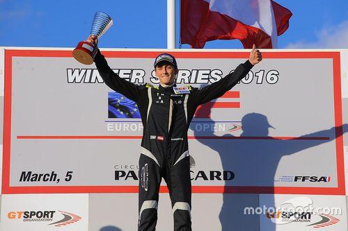 Paul Ricard serie de ganadores