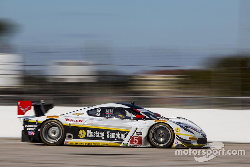 #5 Action Express Racing (P)