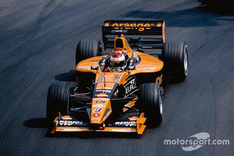 14. Jos Verstappen (107 GPs)