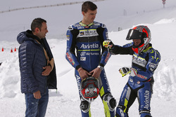 Emilio Zamora, Avintia Racing MotoGP with Loris Baz and Hector Barbera